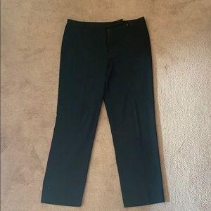 "Black ""The Limited"" Dress Pants"